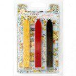 Сургуч декоративный - золотой, красный, черный