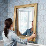 Оформление зеркал в рамы