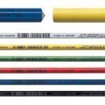 Специальные карандаши для нанесения рисунка на стекло, фарфор, пластмассу, металл Koh-i-noor