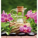 Триптих Дух орхидей 50х100