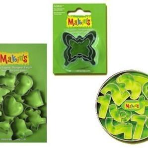 Наборы резцов Makin's