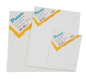 Холст на картоне мелкозернистый PINAX